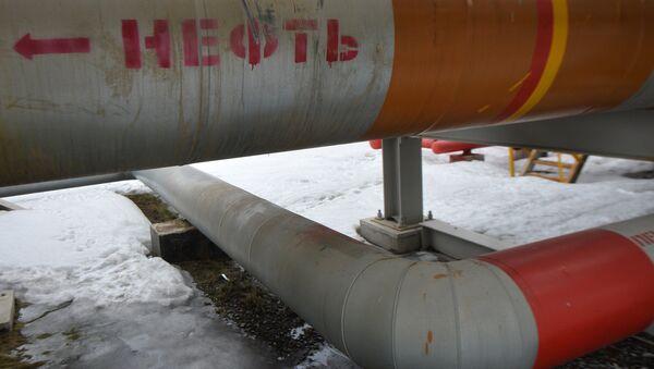 Нафтавы трубаправод, архіўнае фота - Sputnik Беларусь