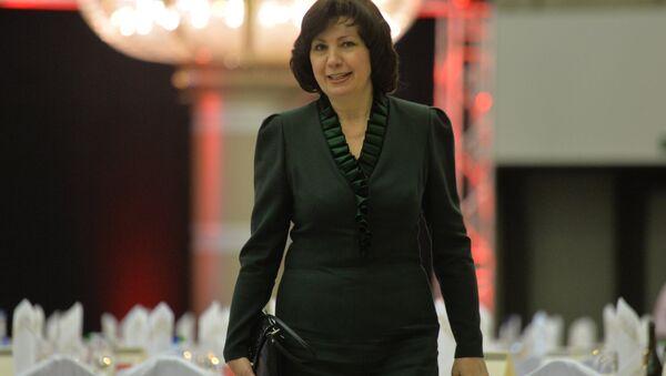 Председатель Совета Республики Национального собрания Беларуси Наталья Кочанова - Sputnik Беларусь