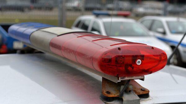 Автомобиль ГАИ, архивное фото - Sputnik Беларусь
