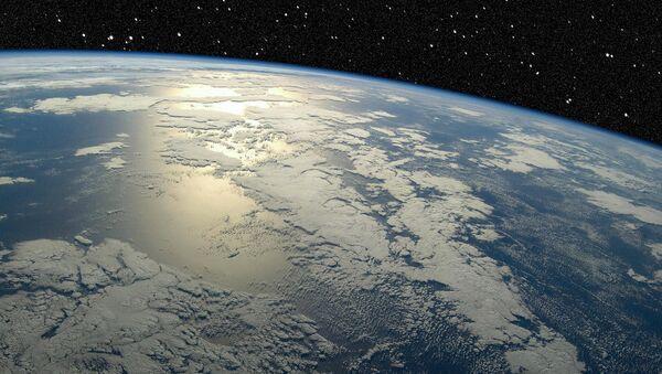 Планетны краявід з космасу - Sputnik Беларусь