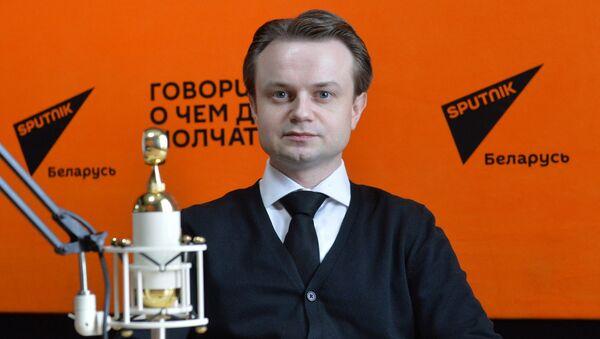 Аглядальнік інфармагенцтва Sputnik Беларусь Станіслаў Андросік - Sputnik Беларусь