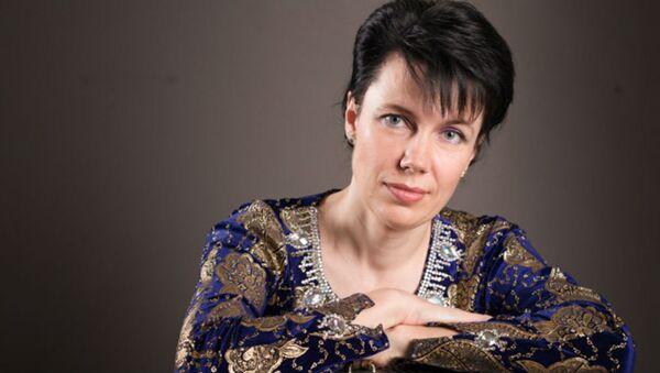 Солистка Национального академического Большого театра оперы и балета Беларуси Елена Сало - Sputnik Беларусь