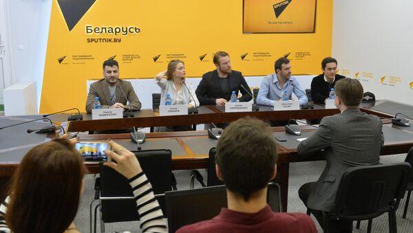 Гевонд Андрэасян: з моладдзю трэба гаварыць на зразумелай ёй мове - Sputnik Беларусь