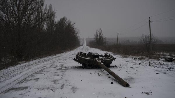 Ситуация после обстрелов Коминтерново в Донецкой области - Sputnik Беларусь