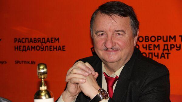 Заслужаны артыст Рэспублікі Беларусь Яўген Крыжаноўскі - Sputnik Беларусь