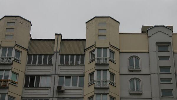 Дом з балконамі - Sputnik Беларусь