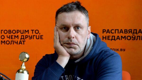 Музыкант и исполнитель Змитер Войтюшкевич - Sputnik Беларусь