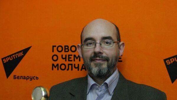 Заведующий кафедрой международных отношений Академии управления при президенте Республики Беларусь Сергей Кизима - Sputnik Беларусь