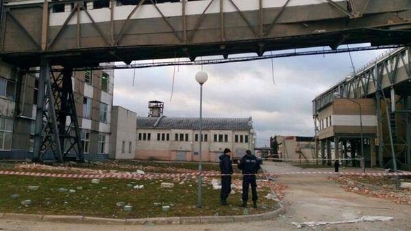 Взрыв на Скидельском сахарном комбинате - Sputnik Беларусь