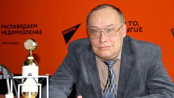 Президент Российской ассоциации прибалтийских исследований, доктор экономических наук, профессор Николай Межевич - Sputnik Беларусь