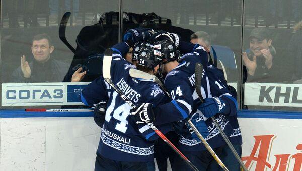 Хоккейный клуб Динамо-Минск - Sputnik Беларусь