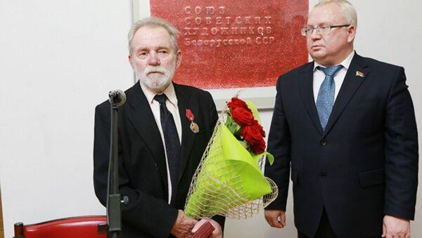 Аляксандр Салаўёў, Уладзімір Цярэнцьеў - Sputnik Беларусь
