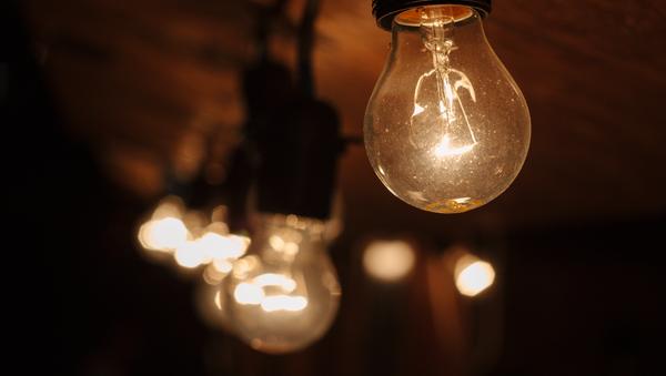 Лампочки, архивное фото - Sputnik Беларусь