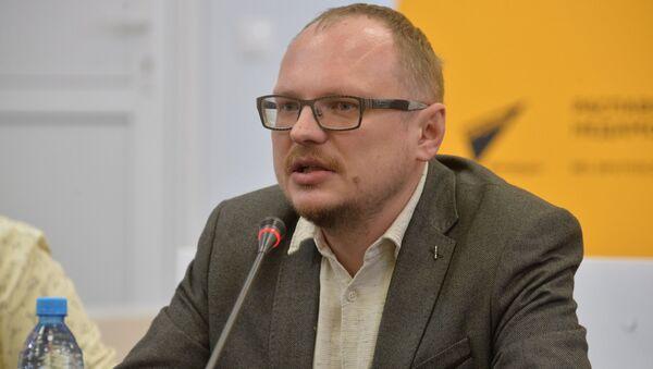 Сцэнарыст і прадзюсар Андрэй Курэйчык - Sputnik Беларусь