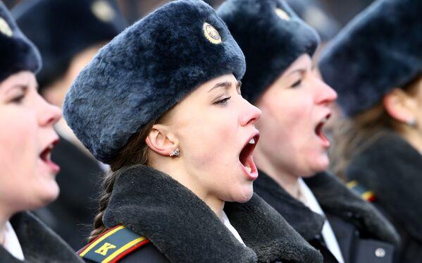 Парад 100-летия милиции - Sputnik Беларусь