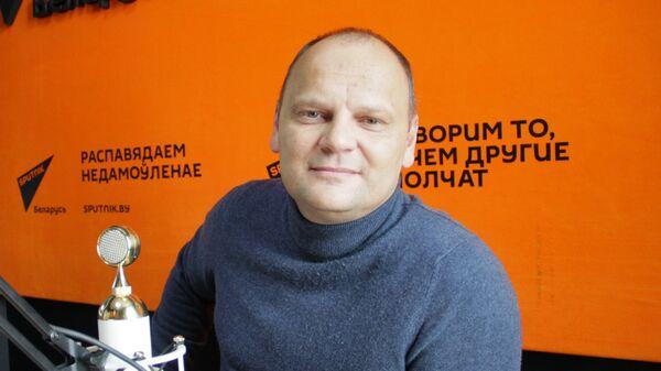 Латвийский политик, экс-депутат Рижской городской думы Руслан Панкратов - Sputnik Беларусь