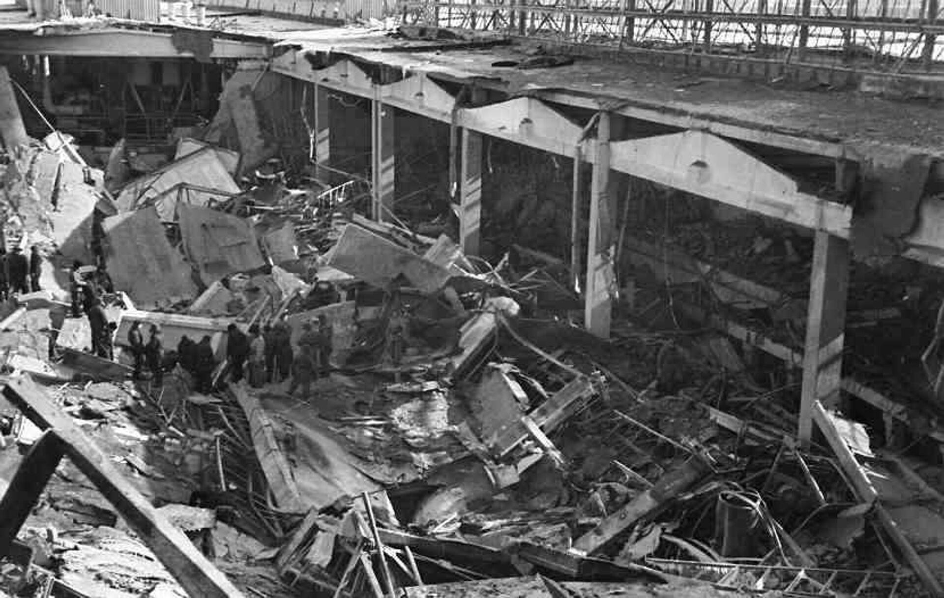 Пострадавшая при взрыве в цехе футляров: Машеров очень просил держаться - Sputnik Беларусь, 1920, 10.03.2021