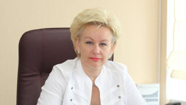 Ирина Костевич - Sputnik Беларусь