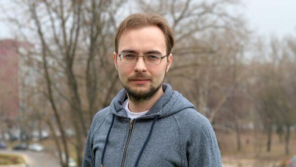 Иван Сюльжин - Sputnik Беларусь