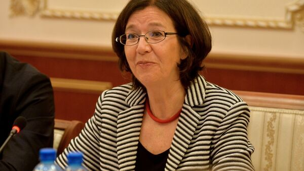 Председатель ПА ОБСЕ Кристин Муттонен - Sputnik Беларусь