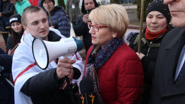 Зампред Гродненского горисполкома Зоя Кулеша - Sputnik Беларусь