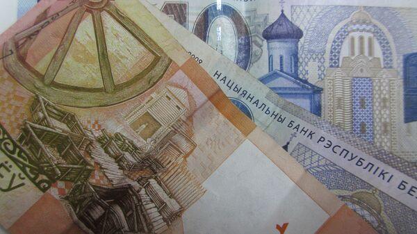 Беларускія грошы - Sputnik Беларусь