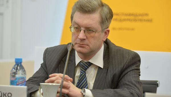 Политолог Павел Птапейко - Sputnik Беларусь