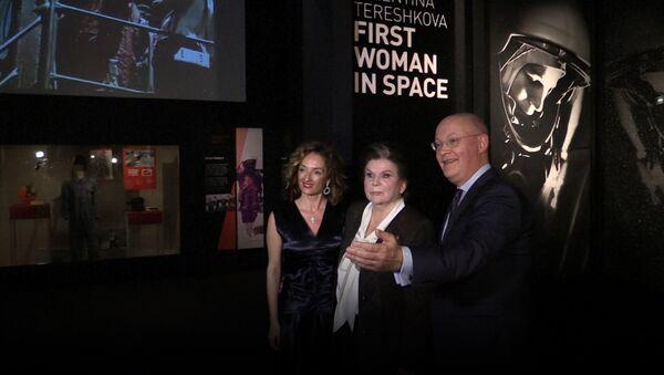Выставка в честь Терешковой в Лондоне - Sputnik Беларусь