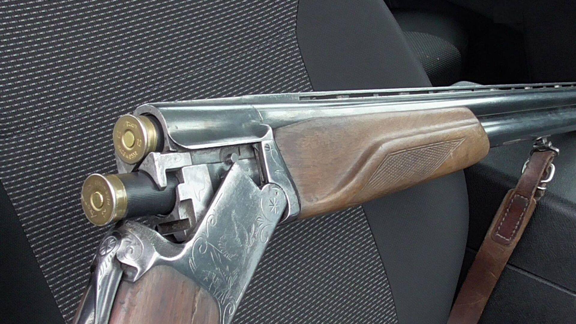 Охотничье ружье, архивное фото - Sputnik Беларусь, 1920, 28.09.2021