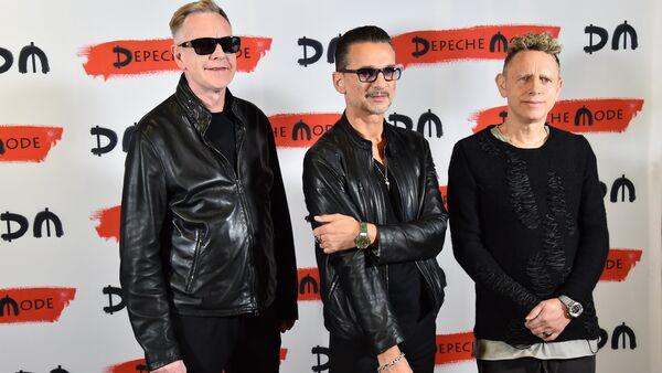 Группа Depeche Mode, архивное фото - Sputnik Беларусь