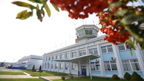 Гомельский аэропорт - Sputnik Беларусь