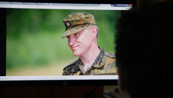 Руководитель военно-патриотического клуба Николай Михальков - Sputnik Беларусь