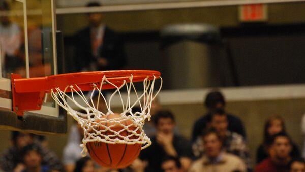 Баскетбольнай кальцо, архіўнае фота - Sputnik Беларусь