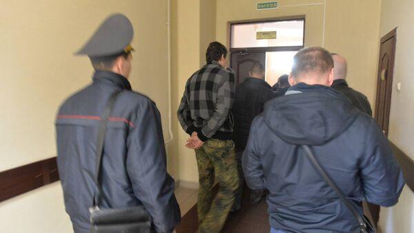 Суды над участниками несанкционированной акции 25 марта - Sputnik Беларусь