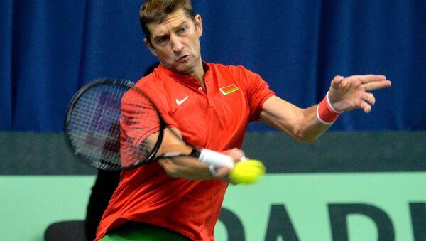 Белорусский теннисист Максим Мирный - Sputnik Беларусь
