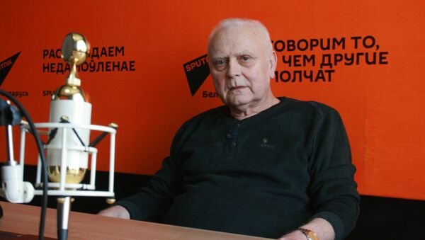 Беларускі харэограф, народны артыст СССР Валянцін Елізар'еў - Sputnik Беларусь