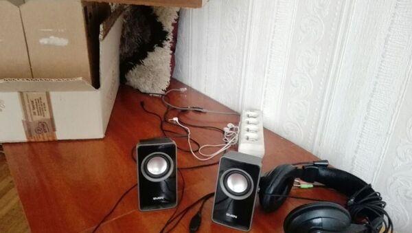 Правоохранительные органы изъяли аудио- и видеотехнику, а также компьютерное оборудование в минском офисе польского телеканала Белсат - Sputnik Беларусь