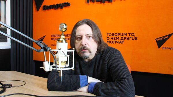 Лидер группы Палац Олег Хоменко - Sputnik Беларусь
