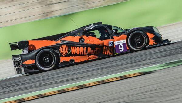 Болид Ligier команды AT Racing - Sputnik Беларусь