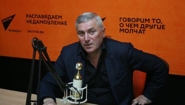 Кінадакументаліст, палітычны аглядальнік Тэнгіз Думбадзэ - Sputnik Беларусь