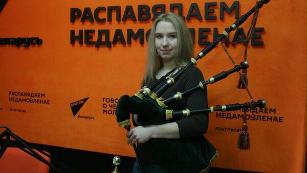 LIVE: гутарка з удзельніцай Дударскага фэсту 2017 Аксанай Мароз - Sputnik Беларусь