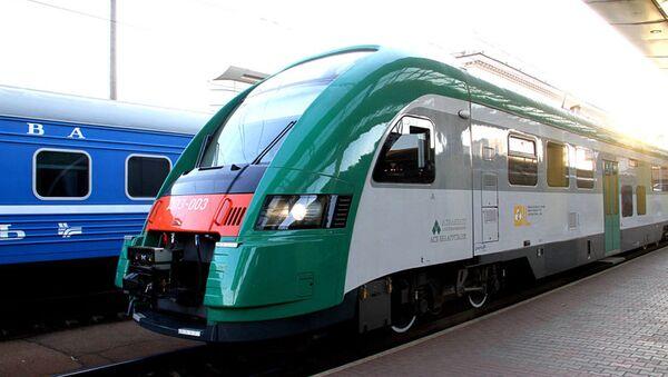 Поезд - Sputnik Беларусь