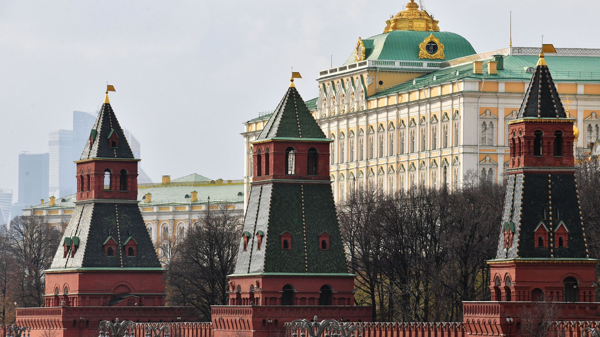Московский Кремль - Sputnik Беларусь, 1920, 01.03.2021