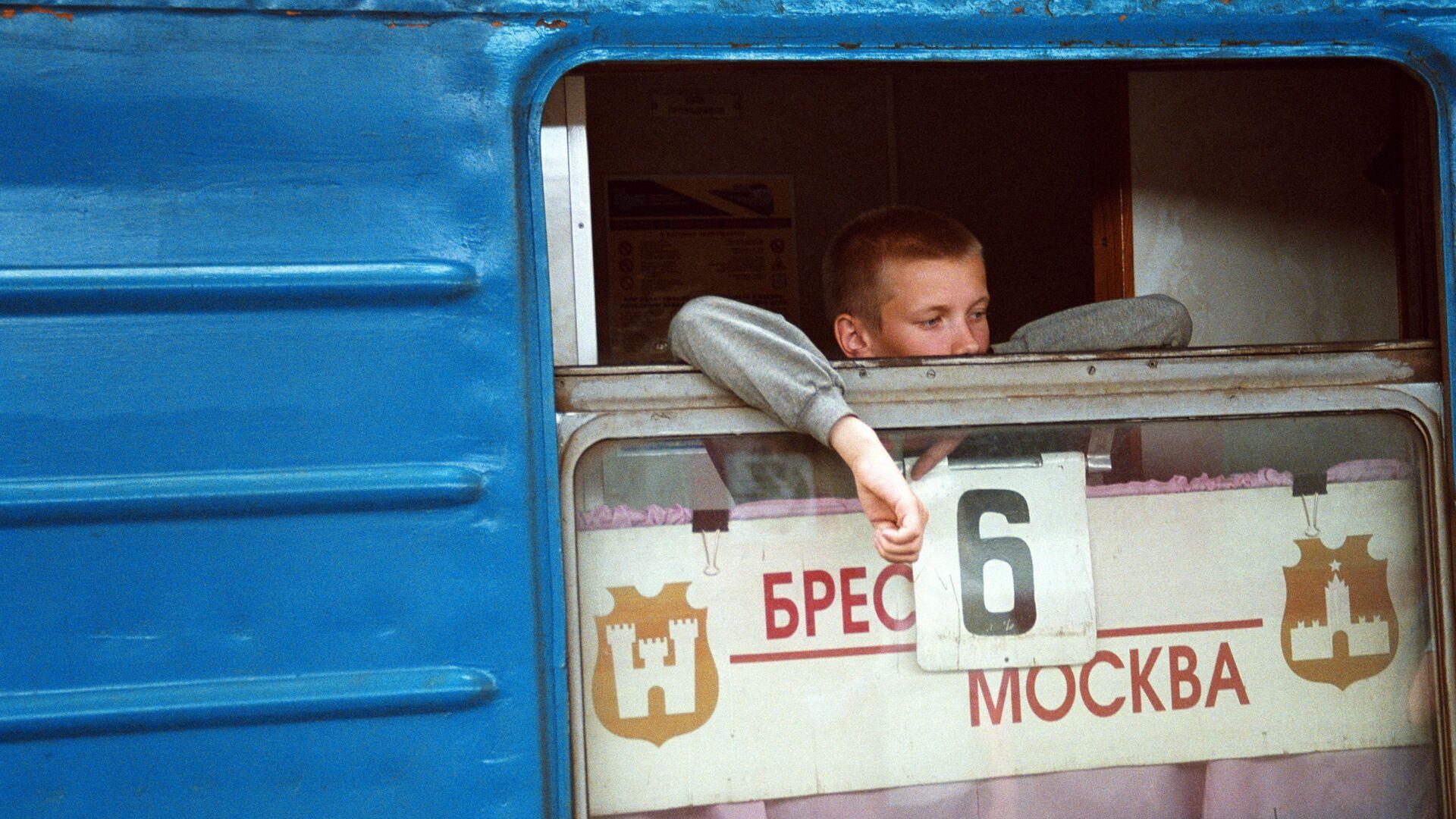 Беларускі вакзал - Sputnik Беларусь, 1920, 24.08.2021