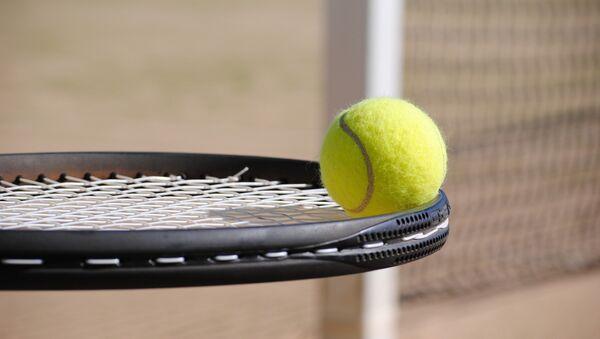 Теннисный мяч - Sputnik Беларусь