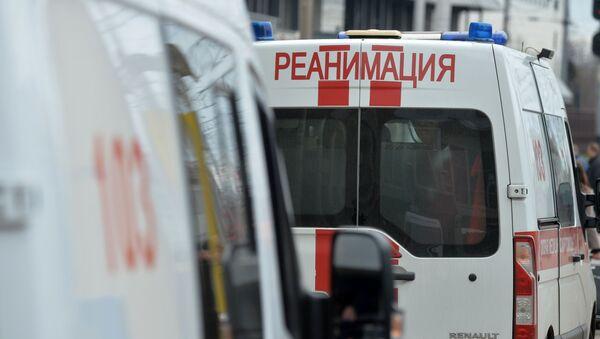 Машины скорой помощи - Sputnik Беларусь