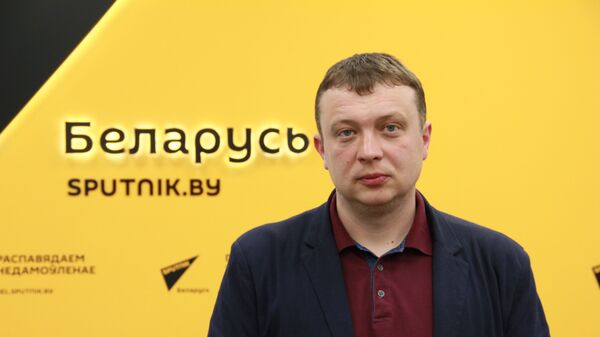 Семен Уралов, архивное фото - Sputnik Беларусь
