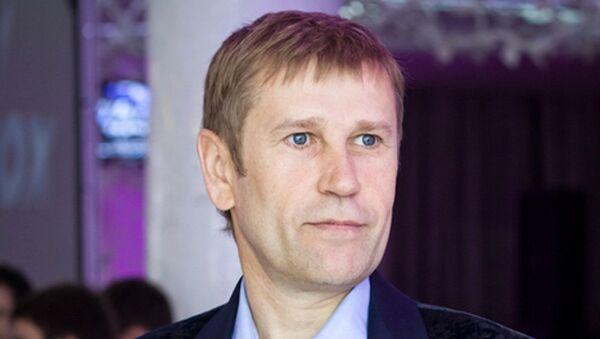 Белорусский бизнесмен Виталий Арбузов - Sputnik Беларусь