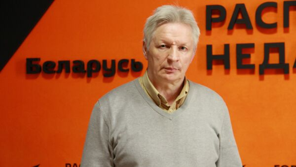 Политический эксперт Николай Сергеев - Sputnik Беларусь