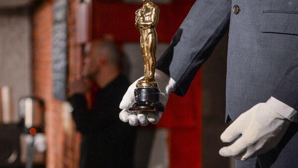 Статуэтка амерыканскай кінапрэміі Оскар - Sputnik Беларусь